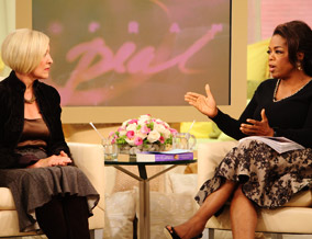 Oprah discusses her personal health wake-up call.