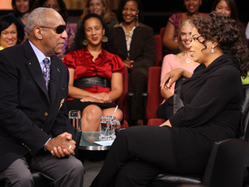 Bill Cosby and Oprah