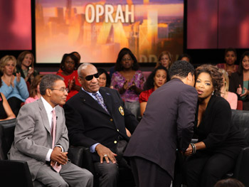 Dr. Alvin Poussaint, Bill Cosby, William and Oprah