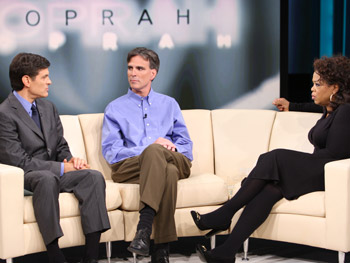 Dr. Oz, Randy Pausch and Oprah