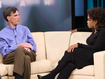 Randy Pausch and Oprah