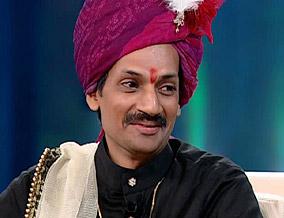Prince Manvendra in 2007