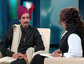 Prince Manvendra discusses why he chose to marry.