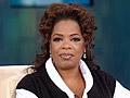 Oprah's feelings on tolerance