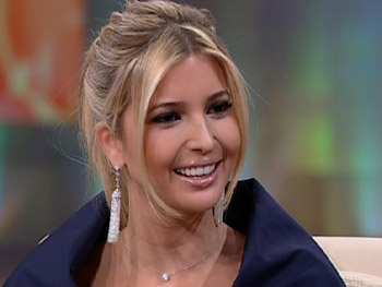 Ivanka Trump on growing up
