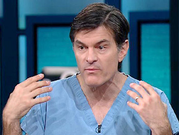 Dr. Oz explains the 'major agers'