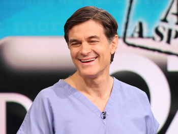 Dr. Oz on aging beautifully