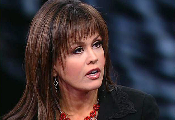 Marie Osmond discusses her fall on 'Dancing with the Stars.'