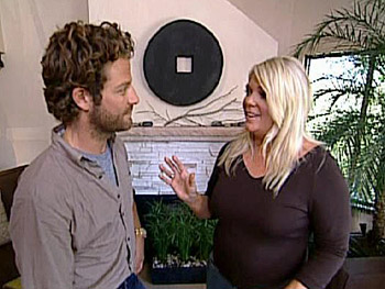 Nate visits Kimberly's spa-inspired home.