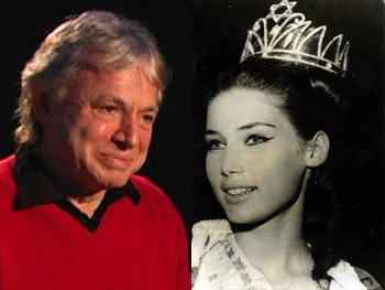 Moti saw a photo of Ronit after she was crowned Miss Israel in 1964.