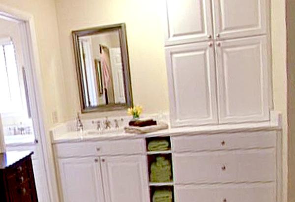 Sharyn and Marvin's new bathroom
