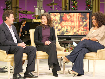 Vince Gill, Amy Grant and Oprah