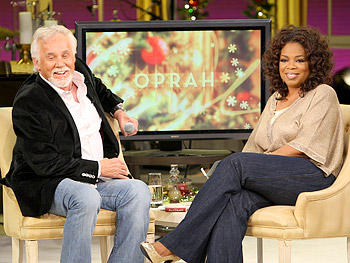 Kenny Rogers and Oprah