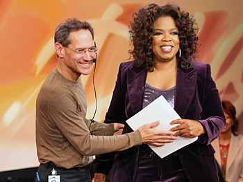 Dean and Oprah