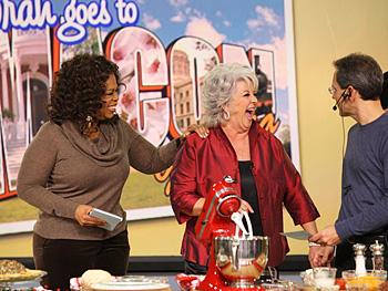 Oprah, Paula and Dean
