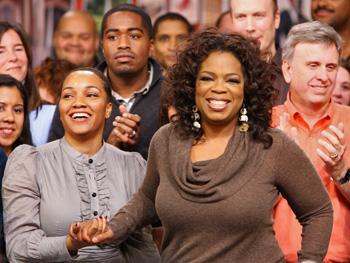 Oprah and Harpo employees