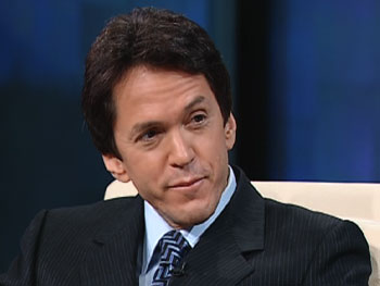 Mitch Albom, author of For One More Day
