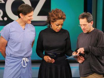 Dr. Oz, Oprah and Dean