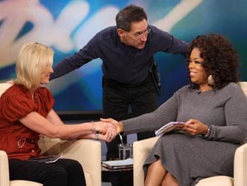Kris, Dean and Oprah
