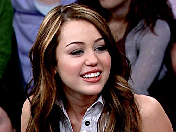 Miley Cyrus says she hasn't met her biggest fan yet.