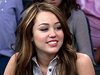 Miley Cyrus says she's living her dream.