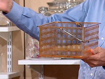 The Container Store's Grid Tote