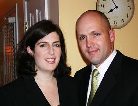 Greer and David
