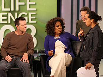 Bob Greene, Oprah, Dean and Andrea