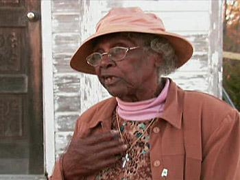 Nettie, a Gee's Bend resident