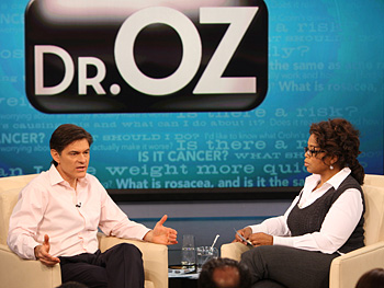 Dr. Oz on smokers, quitting and fear.