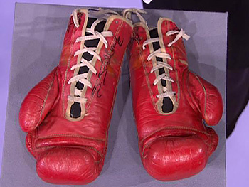 Rocky's boxing gloves