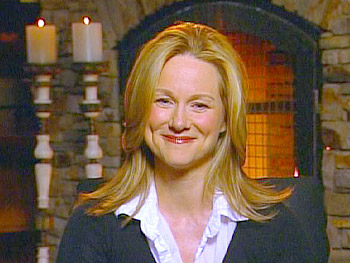 Laura Linney via satellite