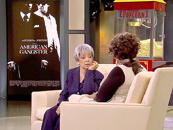 Ruby Dee reflects on her American Gangster role