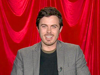 Casey Affleck discusses Oscar night.