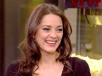 Marion Cotillard is nominated for Best Actress.