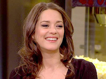 Marion Cotillard can't wait for Oscar night.