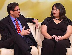 Gary and Tina