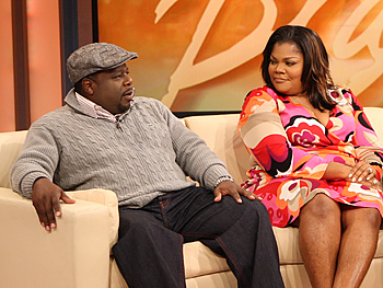 Cedric the Entertainer and Mo'Nique