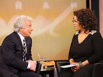 Ken Follett and Oprah