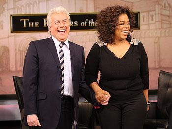 Ken Follett and Oprah