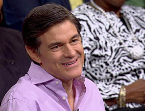 Dr. Oz talks about the future of the obesity epidemic.