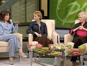 Cheryl, Martha and Louise