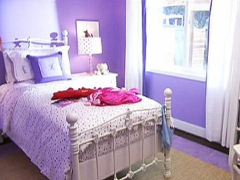 Izzy's new room