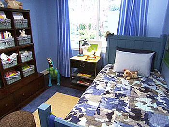 Ty's bedroom, after