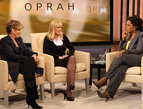 Suze, Sylvia and Oprah
