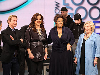 Carson, Michael, Oprah and Anita