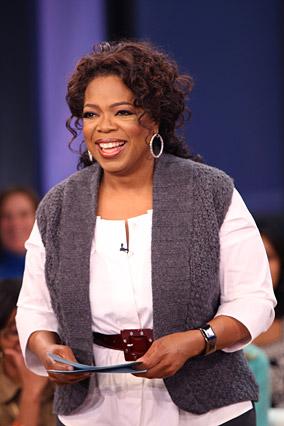 Oprah defines 'shlumpadinka.'