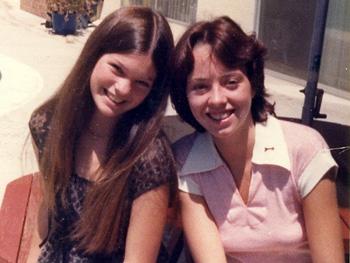 Valerie Bertinelli and Mackenzie Phillips