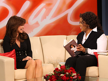 Valerie Bertinelli tells Oprah about meeting Eddie VanHalen.