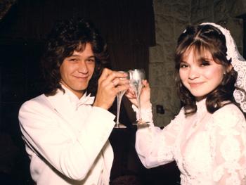 Valerie Bertinelli And Ed Van Halen S Marriage